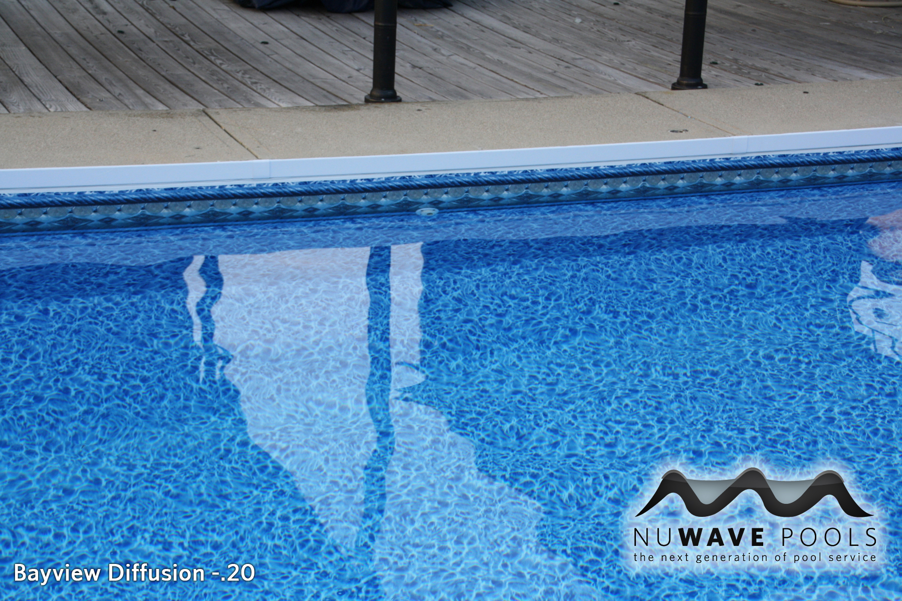 Miamisburg Ohio Bayview Diffusion 20 Mil Nuwave Pools